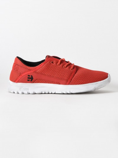 ETNIES boty KIDS SCOUT RED/WHITE/BLACK