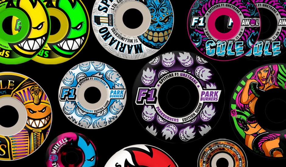 Jaká kolečka na skateboard