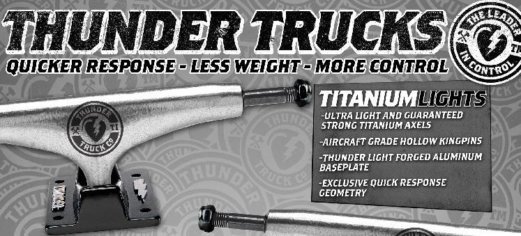 Skate truckov technológie