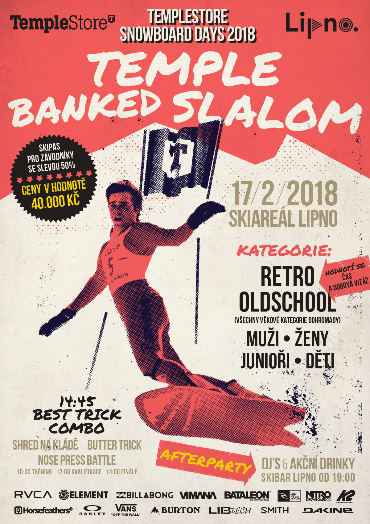 Temple Banked Slalom