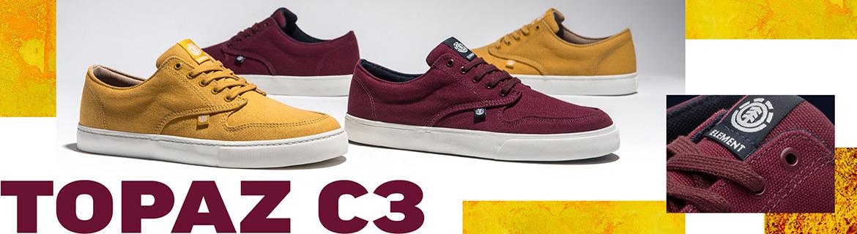 Topaz C3 boty